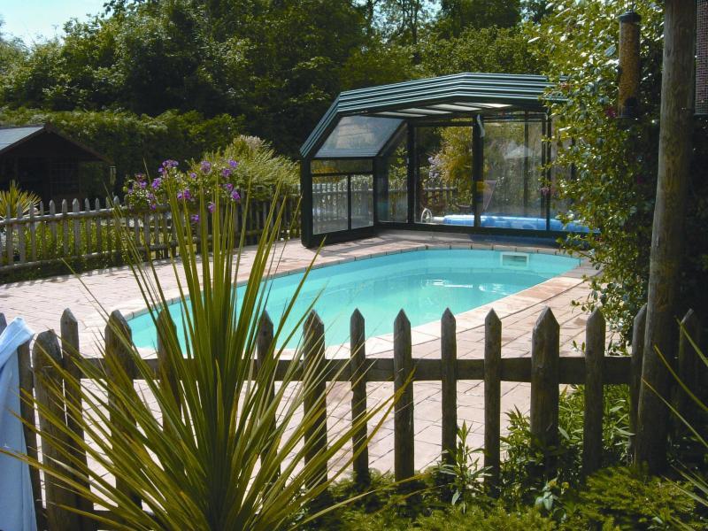 Bakewell Garden Pool